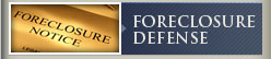 Foreclosure Defense in Melbourne